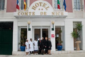Appartements Comté de Nice