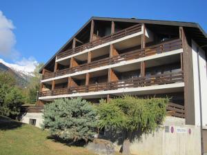 Appartement Ovronnaz Centaure-B, Оврона