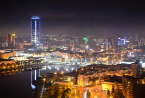Екатеринбург - Vysotsky Hotel