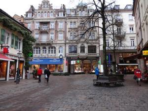 Du Russel Suite, Апартаменты  Баден-Баден - big - 88