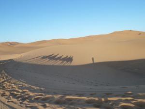 Marhaba Camp, Camel & Sandboarding, Zelt-Lodges  Merzouga - big - 80