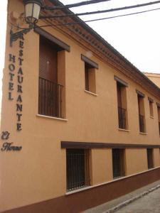 Hotel Restaurante el Horno