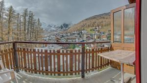 Anemone, Apartments  Saas-Fee - big - 7