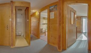 Anemone, Apartments  Saas-Fee - big - 6
