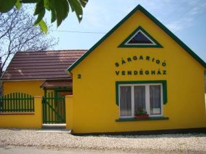 Chata Sárgarigó Vendégház Bakonybél Maďarsko