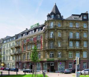 Hotel Mack, Отели  Мангейм - big - 35