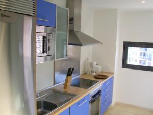 Cala Alta, Apartments  Cala de Finestrat - big - 23