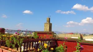 Ryad Bab Berdaine, Riads  Meknès - big - 107