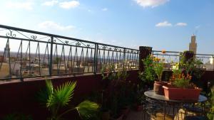 Ryad Bab Berdaine, Riads  Meknès - big - 109