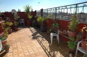 Ryad Bab Berdaine, Riads  Meknès - big - 103