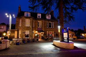 The Glenmoriston Townhouse Hotel - Inverness
