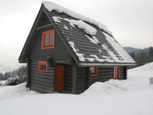 Ferienhaus Chata Jára Cimrman Dolný Kubín Slowakei