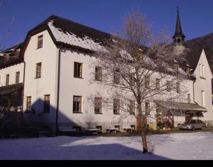 Seminar- und G�stehaus im Kloster Bezau