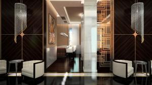 Solis Sochi Suites, Hotel  Estosadok - big - 17