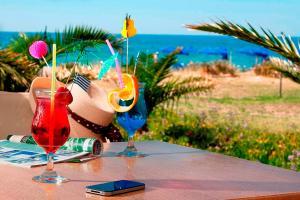 Marinos Beach Hotel-Apartments, Residence  Platanes - big - 54