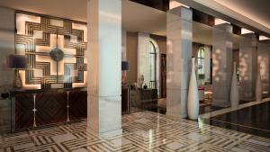 Solis Sochi Suites, Hotel  Estosadok - big - 32