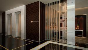 Solis Sochi Suites, Hotel  Estosadok - big - 16