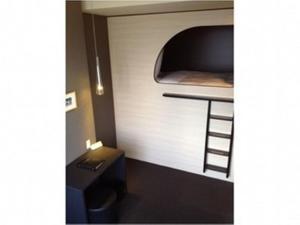 Spa Hotel SOLE Susukino, Hotel a capsule  Sapporo - big - 15
