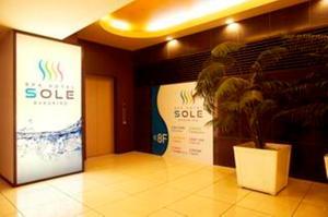 Spa Hotel SOLE Susukino, Hotel a capsule  Sapporo - big - 16