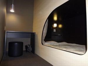 Spa Hotel SOLE Susukino, Hotel a capsule  Sapporo - big - 17