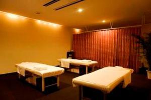 Spa Hotel SOLE Susukino, Hotel a capsule  Sapporo - big - 5