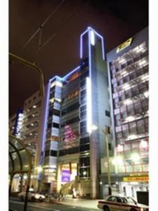 Spa Hotel SOLE Susukino, Hotel a capsule  Sapporo - big - 2