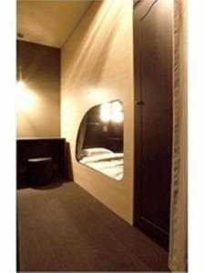 Spa Hotel SOLE Susukino, Hotel a capsule  Sapporo - big - 11