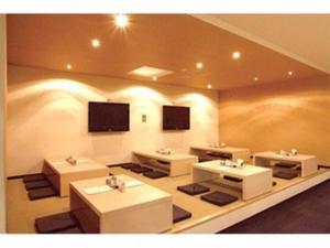 Spa Hotel SOLE Susukino, Hotel a capsule  Sapporo - big - 7