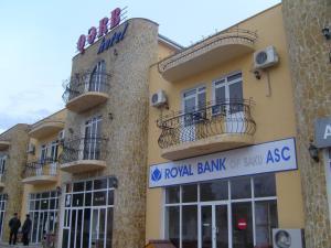 Отель Qerb, Агстафа