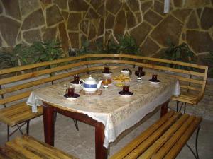 Qerb Hotel, Hotely  Ağstafa - big - 26