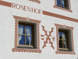 Apart Bauernhof Rosenhof, Farmy  Nauders - big - 46