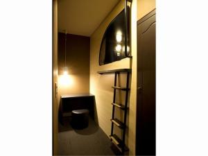 Spa Hotel SOLE Susukino, Hotel a capsule  Sapporo - big - 12
