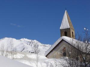 La petite étoile d'hôtes en Mercantour, B&B (nocľahy s raňajkami)  Saint-Dalmas-le-Selvage - big - 18
