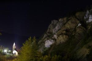 La petite étoile d'hôtes en Mercantour, B&B (nocľahy s raňajkami)  Saint-Dalmas-le-Selvage - big - 20