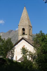 La petite étoile d'hôtes en Mercantour, B&B (nocľahy s raňajkami)  Saint-Dalmas-le-Selvage - big - 16