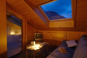 Haus Belle-Vue, Apartmány  Saas-Fee - big - 6