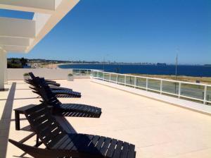 Apart Hotel Beira Mar, Отели  Пунта-дель-Эсте - big - 24