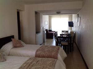 Apart Hotel Beira Mar, Отели  Пунта-дель-Эсте - big - 51