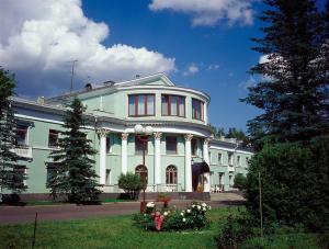 Санаторий Подмосковье УДП РФ Корпус Люкс, Заборье
