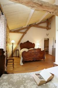 Chambres d'Hôtes Léone Haute, Bed and Breakfasts  Saint-Avit-Rivière - big - 7