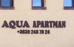 Aqua Apartman, Апартаменты  Дьюла - big - 55