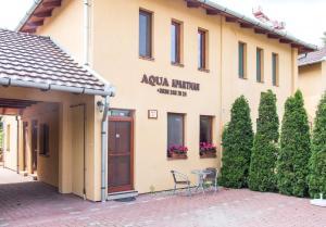 Aqua Apartman, Апартаменты  Дьюла - big - 54