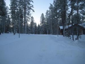 Koppelopari Cottage - Äkäslompolo