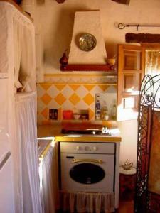 El Canton, Prázdninové domy  Jimera de Líbar - big - 4