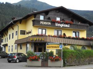 G�stehaus Bergland-Garni