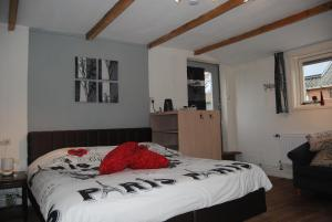 B&B Warnstee, Отели типа «постель и завтрак»  Wichmond - big - 11