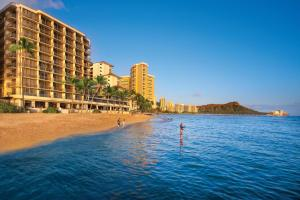Outrigger Reef on the Beach
