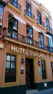 Hotel Europa Boutique Sevilla