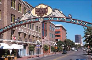 Nearby hotel : AMSI Gaslamp-San Diego Vacation Rentals