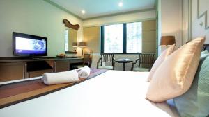 Majestic Suites Hotel, Hotely  Bangkok - big - 9